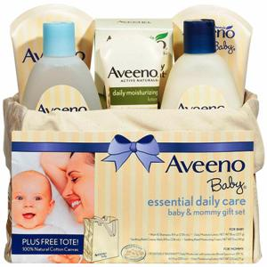 Daily Care Baby & Mommy Gift Set