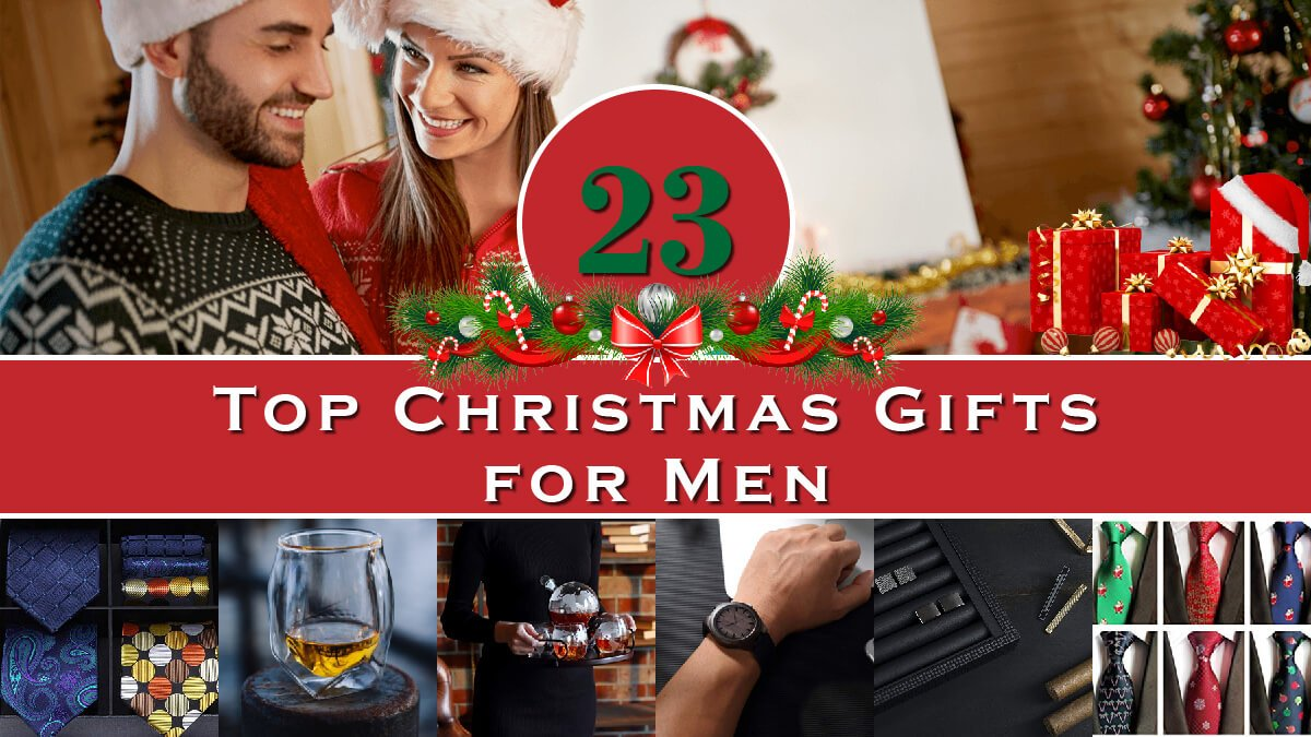 Top Christmas Gifts for Men on Amazon