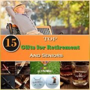 15 Top Gifts for Retirement and for Seniors Thumbnail