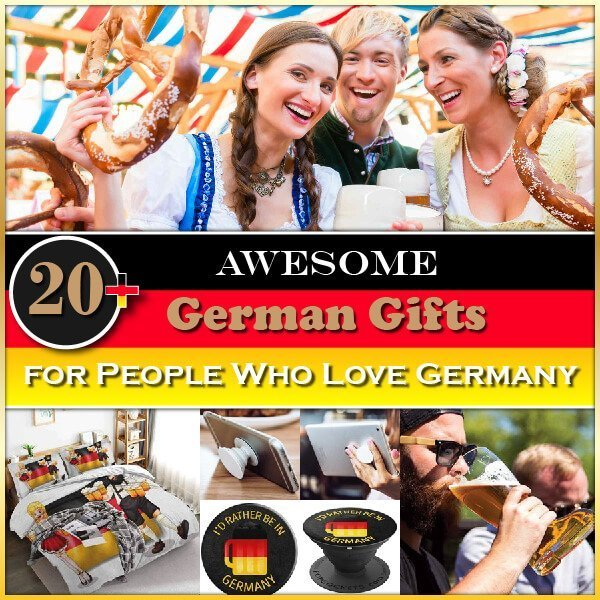 20+ Awesome German Gifts for People Who Love Germany