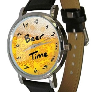 Beer Time Wristwatch