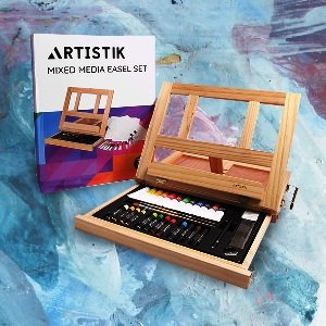 Easel Painting Kit