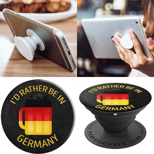 Germany Flag IPhone Stand