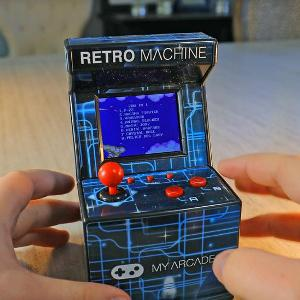 Mini Arcade Game Machine