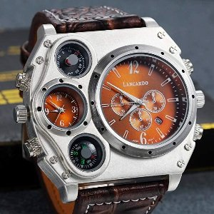 Oversize Steampunk Watch