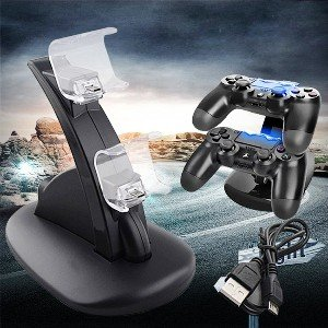 PS4 Controller Charger Stand