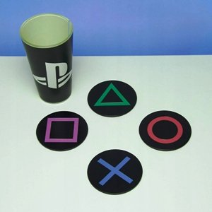 Playstation Drink Coasters