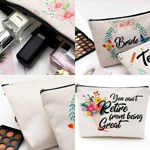 Retirement Makeup Bag