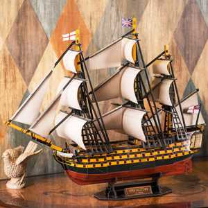 Ship Wood Model Kit