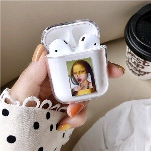 Stylish Case for Apple Airpods