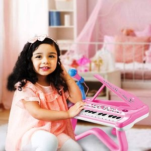 Toy Piano for Toddler Girls