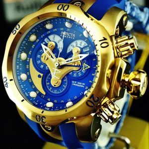 Venom Swiss Blue Watch