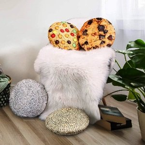 Chocolate Cookie Pillow