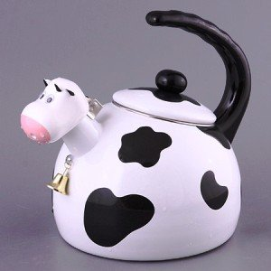 Cow Whistling Kettle