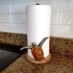 Turtle Paper Towel Holder