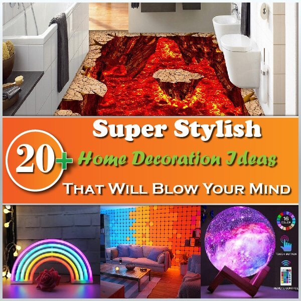 20+ Super Stylish Home Decoration Ideas Thumbnail