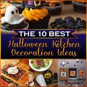 Best Halloween Kitchen Decoration Ideas Thumb