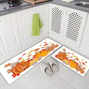 Fall Kitchen Rug