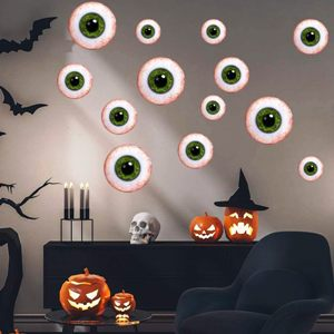 Green Eyes Wall Decals