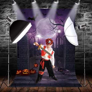 Halloween Photo Background