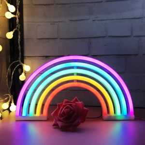 LED Rainbow Light