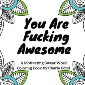 Motivational Coloring Book