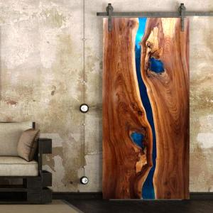 Stunning River Door