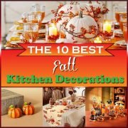 The 10 Best Fall Kitchen Decorations Thumbnail