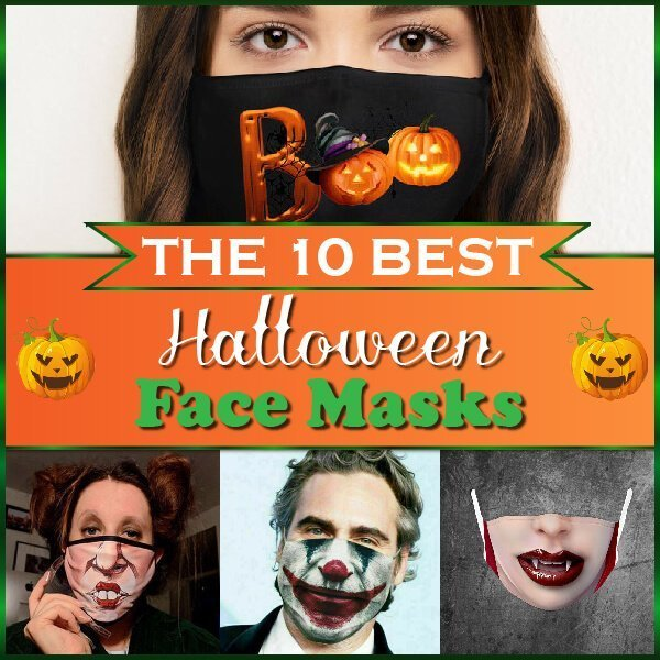 The 10 Best Halloween Face Masks in 2020 Thumbnail
