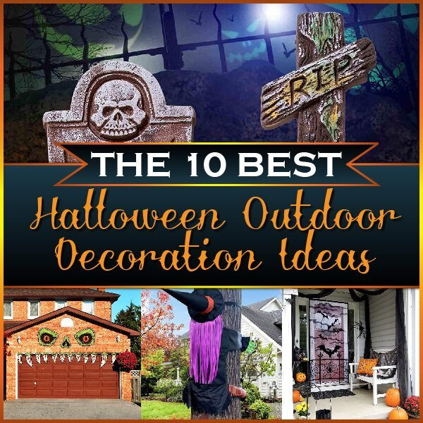 The 10 Best Halloween Outdoor Decoration Ideas Thumbnail