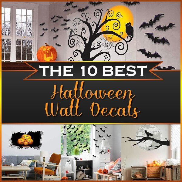 The 10 Best Halloween Wall Decals Thumb