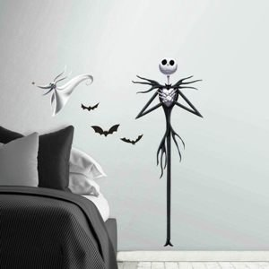 The Nightmare Before Christmas Wall Decal