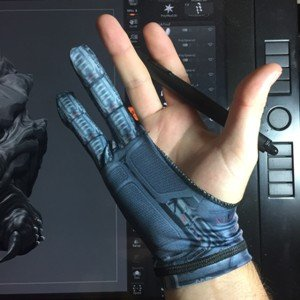 Two-Finger Glove
