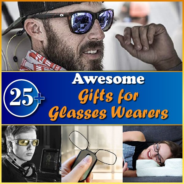 25+ Awesome Gifts for Glasses Wearers Thumbnail