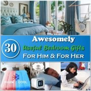 30 Awesomely Useful Bedroom Gifts Thumbnail