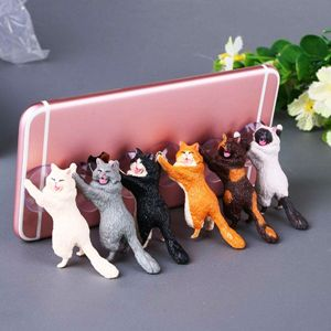 Different Cats Phone Holder