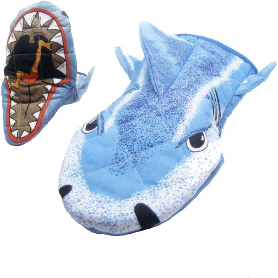 Shark Oven Mitts