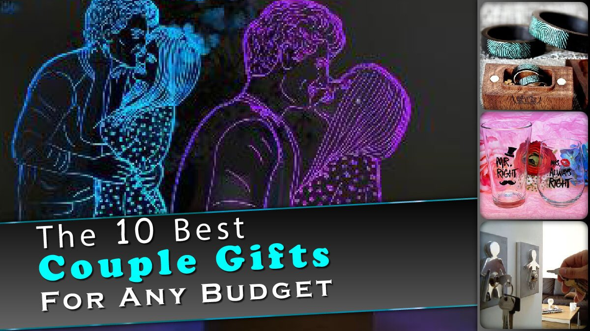The 10 Best Couple Gifts Banner
