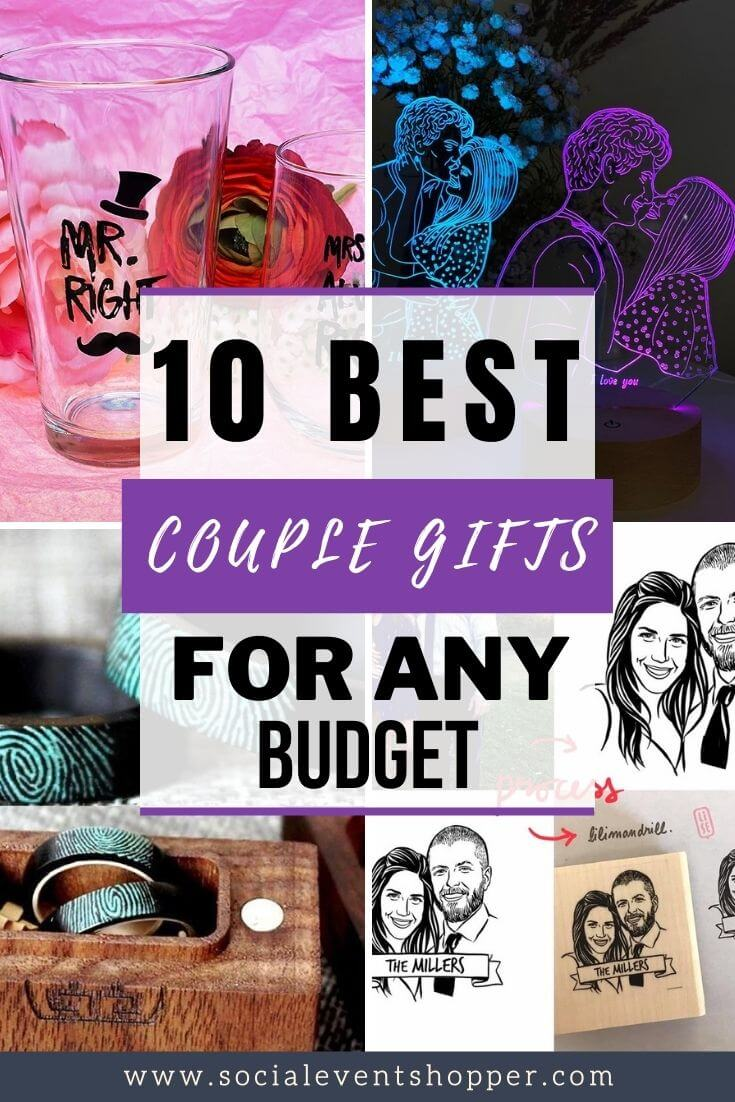 The 10 Best Couple Gifts Pinterest