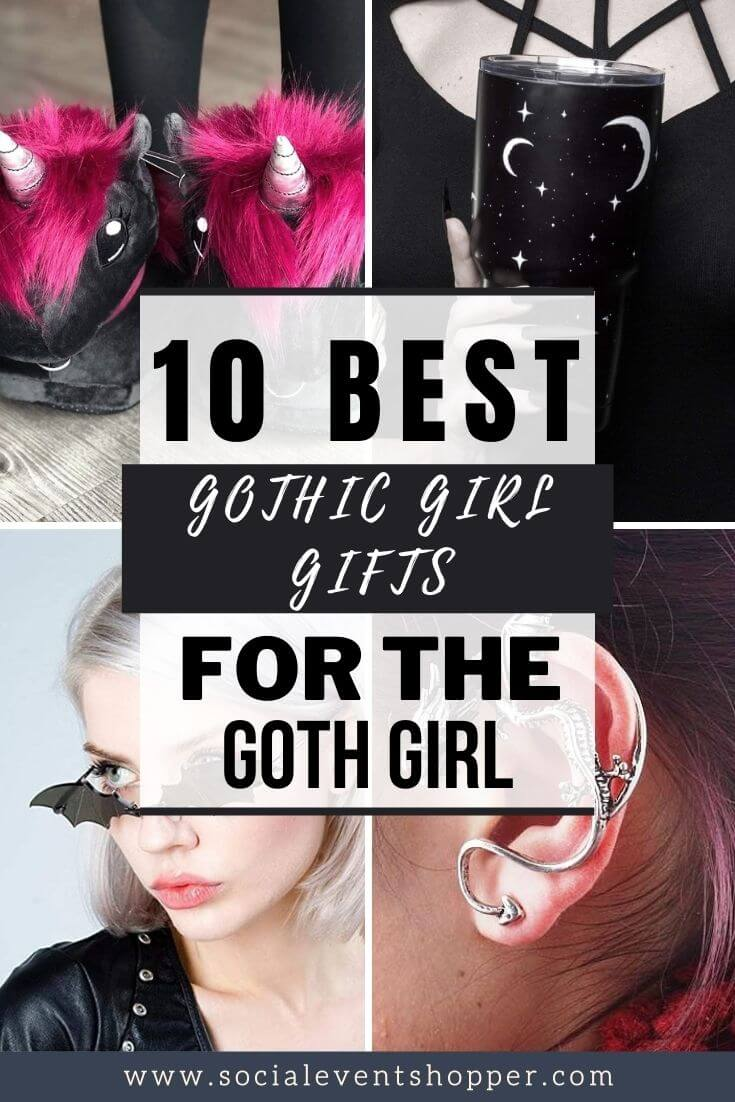 The 10 Best Gothic Girl Gifts Pinterest