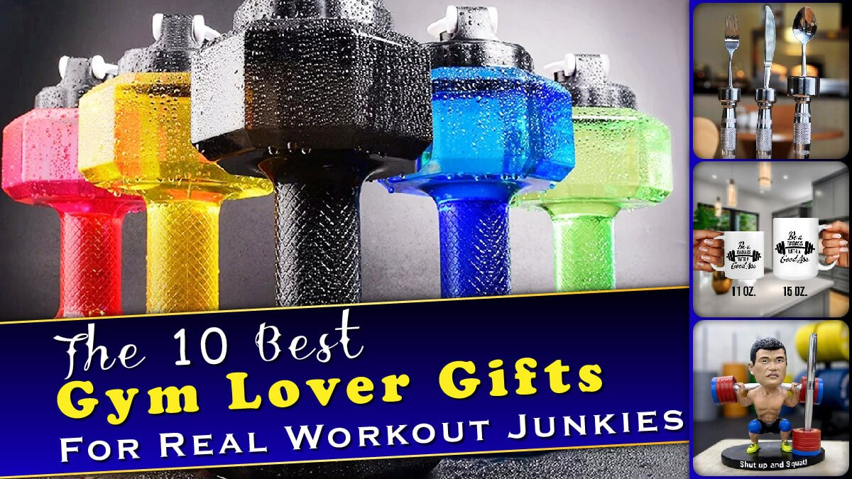 The 10 Best Gym Lover Gifts Banner