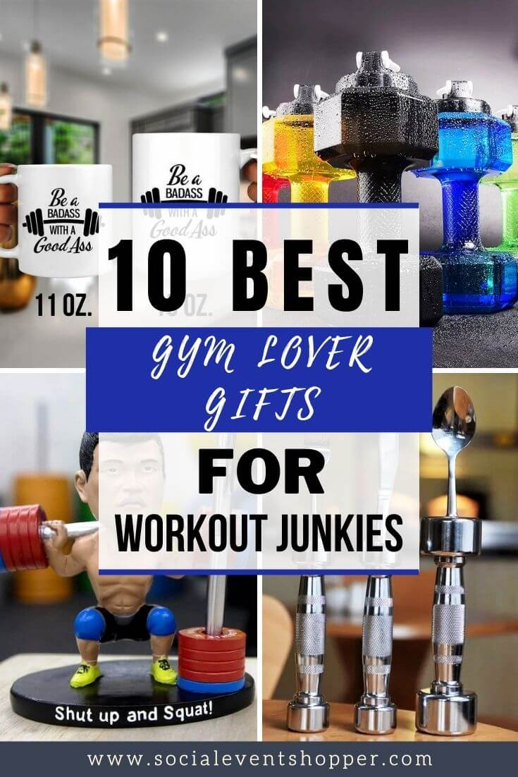 The 10 Best Gym Lover Gifts Pinterest