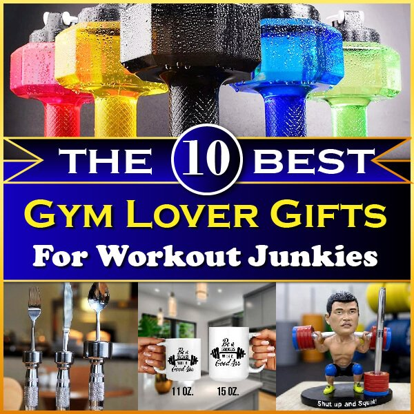 The 10 Best Gym Lover Gifts Thumbnail