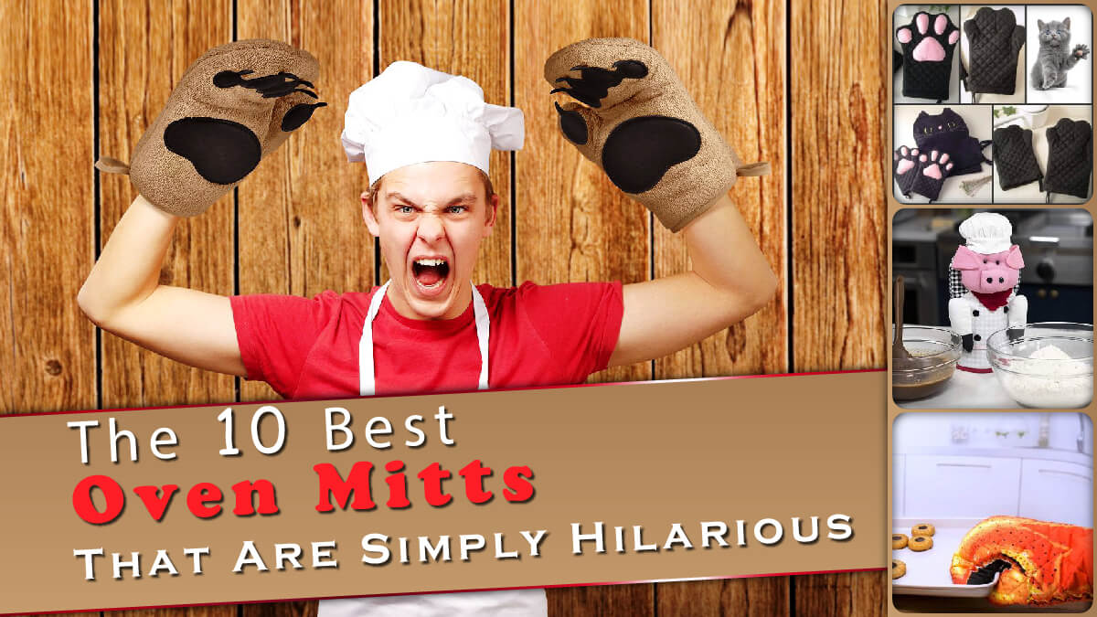The 10 Best Oven Mitts Banner