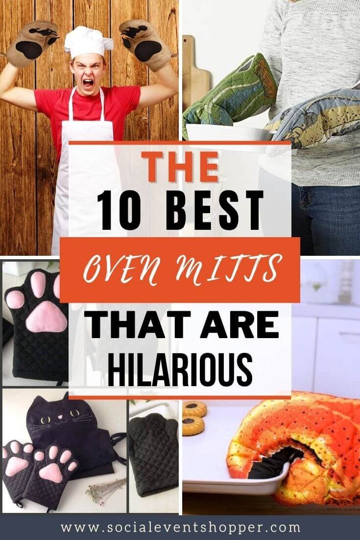 The 10 Best Oven Mitts Pinterest