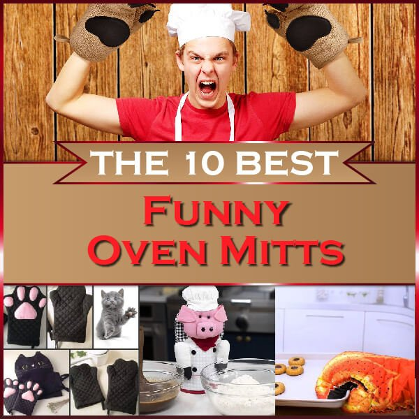The 10 Best Oven Mitts Thumbnail