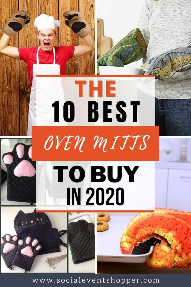 The 10 Best Oven Mitts To Buy in 2020 Pinterest