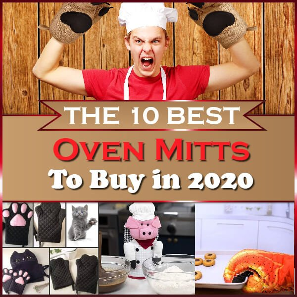 The 10 Best Oven Mitts To Buy in 2020 Thumbnail