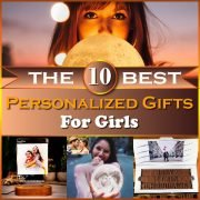 The 10 Best Personalized Gifts for Girls Thumbnail