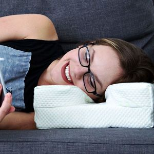 The Glasses-Wearers Pillow